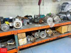 Fristam, And Tri Clover Pumps, Baldor And Other Motors Rigging Fee: $50