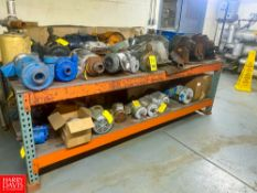 Gear Reducing Drives Motors And Pumps Rigging Fee: $50