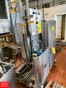 S/S Hydraulic Case Stacker Rigging Fee: $250