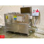 Mc Brady Engineering Can Washer, Model 23 Rigging Fee: $250
