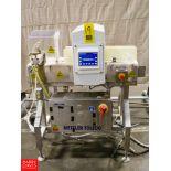 Safeline Mettler Toledo Metal Detector, Model SL2001 Rigging Fee: $200