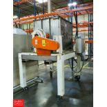 Arch Conveying Ribbon Blender, S/N 624-82-2 Rigging Fee: $300