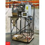 Packet Sorting / Bag Filling Machine With Vibratory Hopper Rigging Fee: $300