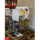 Safeline Mettler Toledo Metal Detector, Model SL2000, S/N 6290702 Rigging Fee: $100
