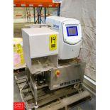Safeline Mettler Toledo Metal Detector, Model SL2000, S/N 6290703 Rigging Fee: $100