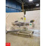 2012 Fres-Co Pneumatic Pouch Sealer, Model FSU-103, S/N 1241 Rigging Fee: $350