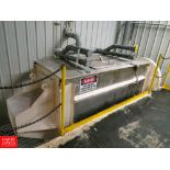 104 Cu. Ft. Capacity S/S Mixer Rigging Fee: $1800