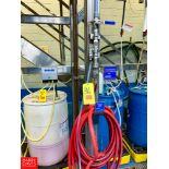 Ecolab Commander Foam Station Model: 4413 Rigging Fee:$75