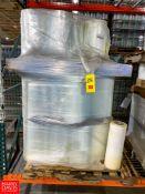 "Rolls 20"" Wide Plastic Sheeting Rigging Fee:$150"