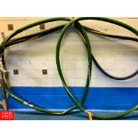 Suction and Discharge Hoses Rigging Fee:$50