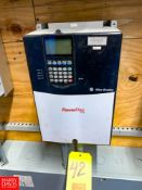 Allen Bradley 20 HP Powerflex 70 Variable Frequency Drive Rigging Fee:$50