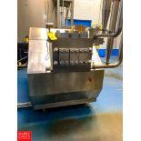 APV Gaulin S/S Homogenizer Model: 2800-MS45-4TBS, S/N: 109212159, with Hydraulic Valve Actuator