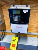 Allen Bradley 7.5 HP Powerflex 70 Variable Frequency Drive Rigging Fee:$50
