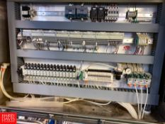 (16) Valve Solenoid Panel with Allen Bradley Flex I/O Controllers and S/S Enclosure Rigging Fee:$