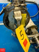 "Cesco 2"" S/S Magnetic Trap, Clamp Type Rigging Fee:$75"
