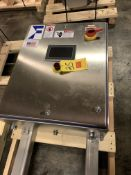 Allen Bradley, Touch Screen, with S/S Enclosure
