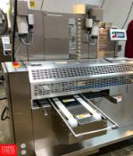 2019 Rheon Set Panners KP302; Tray Size: 660 mm, Up to 60 pcs/min, S/N: 00233