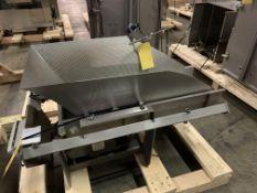 "2019 12"" Wide S/S Frame Vibratory Conveyor, with Yamato Vibrator"