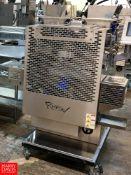 2018 Rheon Cornucopia KN551 All S/S Encrusting Machine, 100 pcs/min, Color Touch Screen HMI, S/N:
