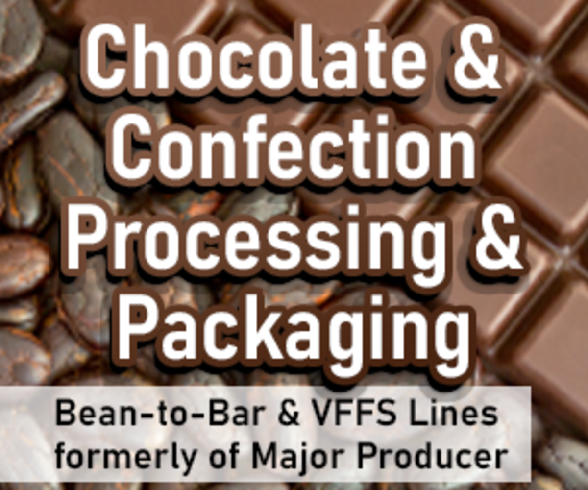 Chocolate & Confection Processing & Packaging