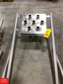 7-Port S/S Flowverter Panel
