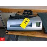 GBC Heat Seal Laminator Model: H535 Turbo Rigging: $25