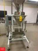 2014 Weigh-Right Scale Filler, S/N:50816340 Model: 1Q-1ES Rigging: $250