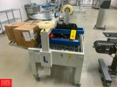 Interpack Carton Sealer With 115 Volts, S/N: TM205 10 M 012 Model: USC 2220-SB-II Rigging: $50
