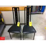 (2) Chairs Rigging: $25