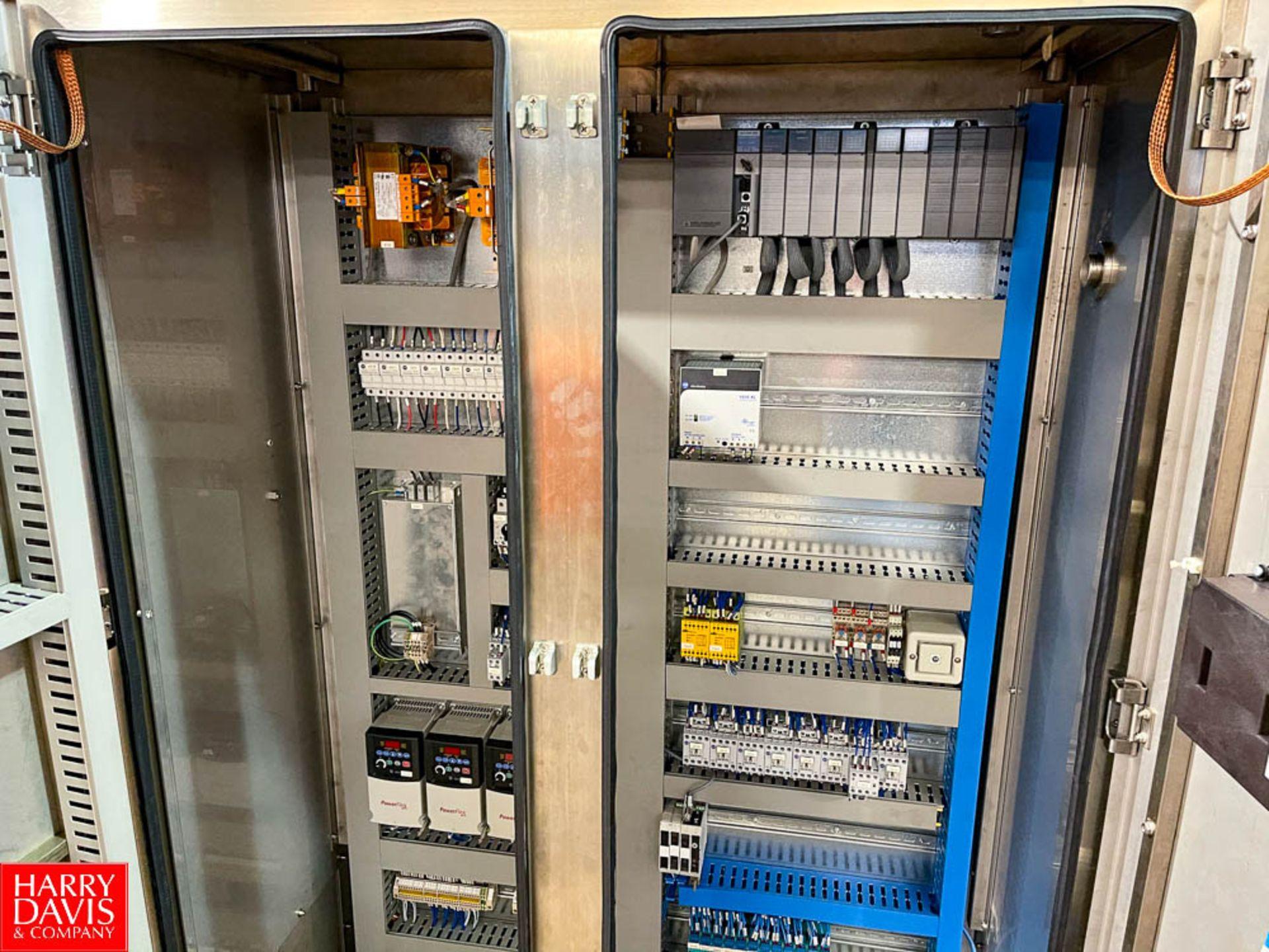 Pressurized 2-Door S/S Portable Control Panel - Image 2 of 7