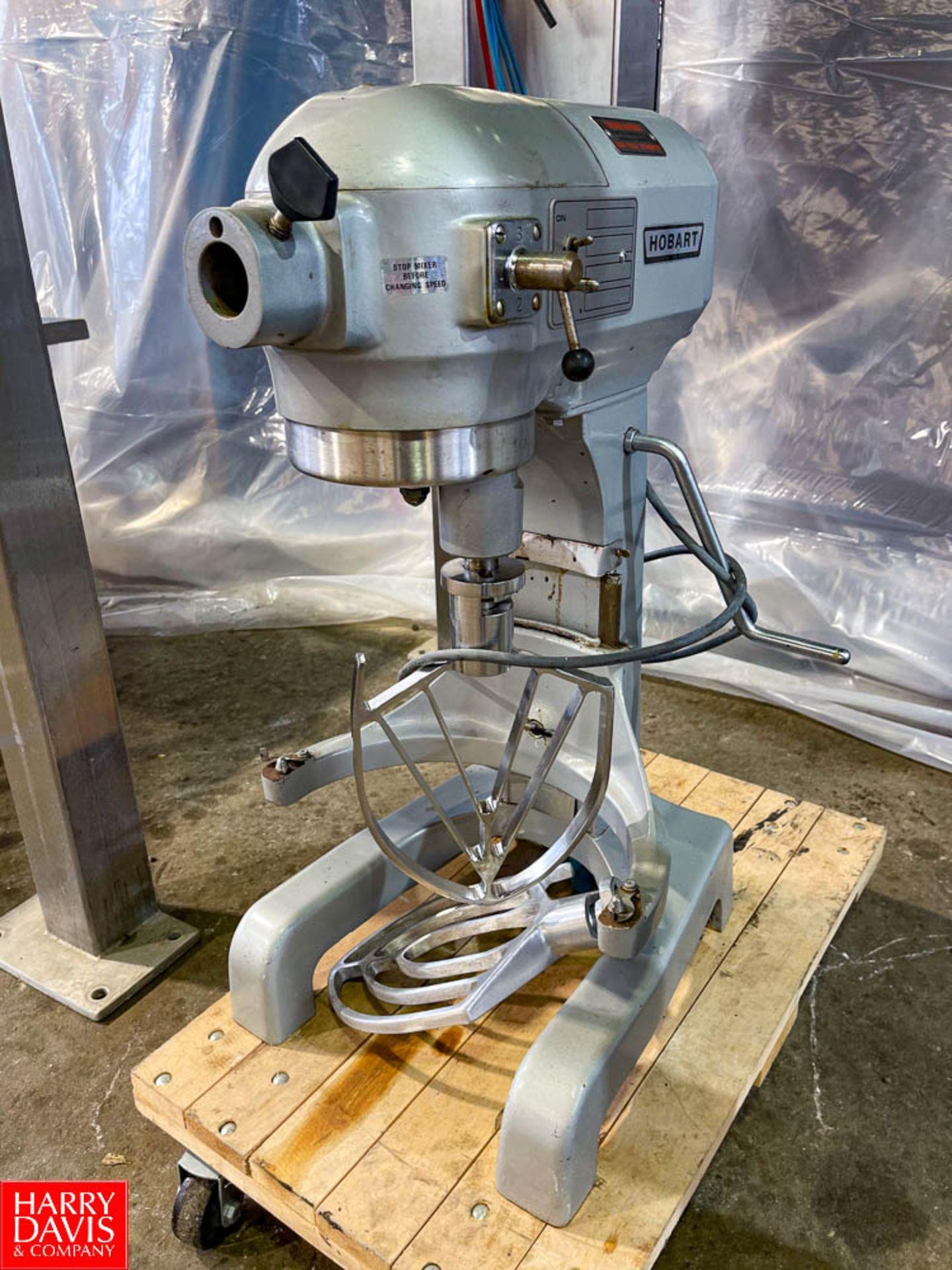Hobart Mixer Model A-200