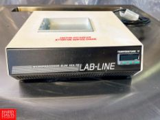 Barnstead Lab-Line Microprocessor Blok Heater Model 2006R