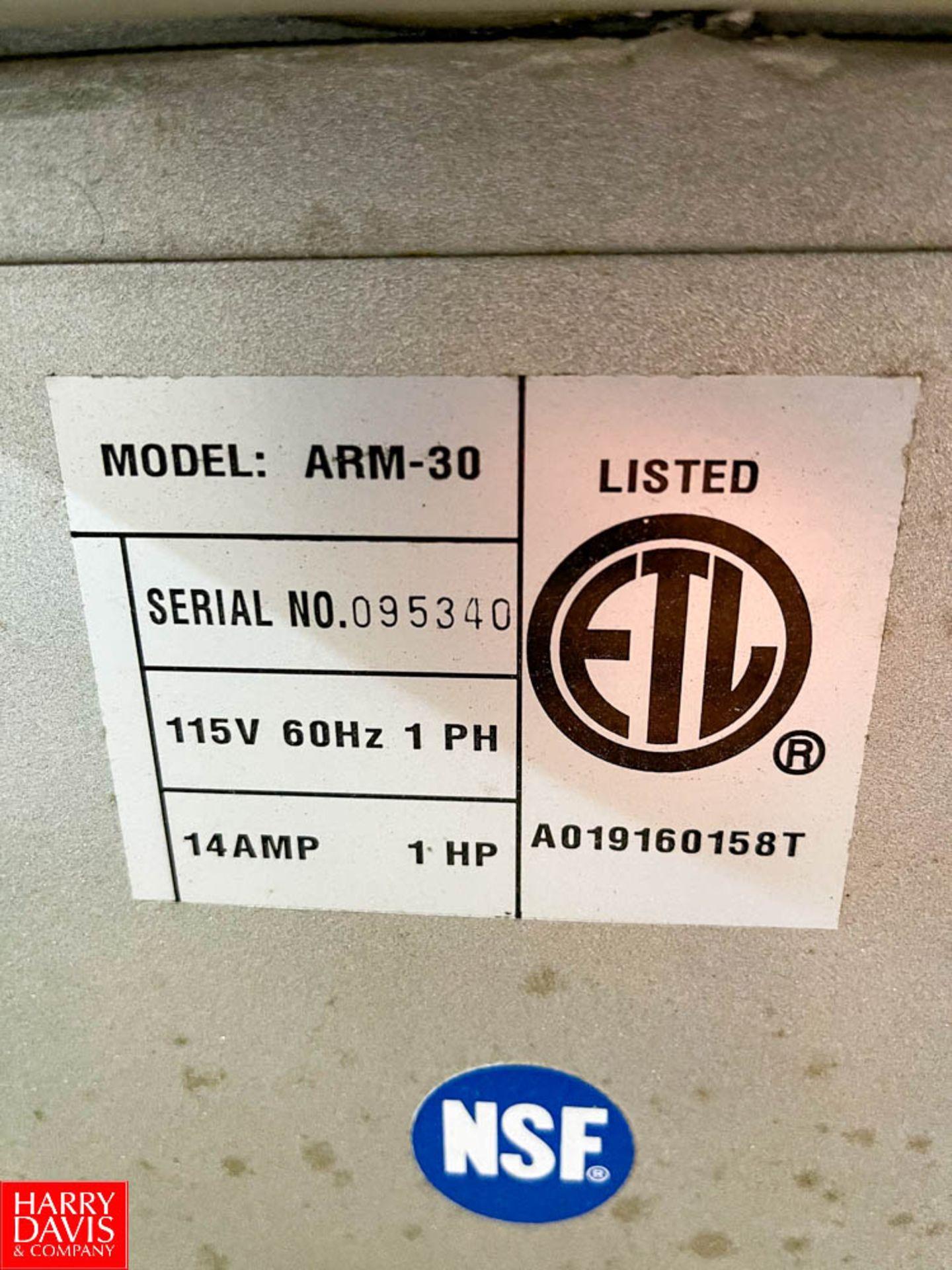 Thunderbird Mixer Model ARM-30 - Image 3 of 3