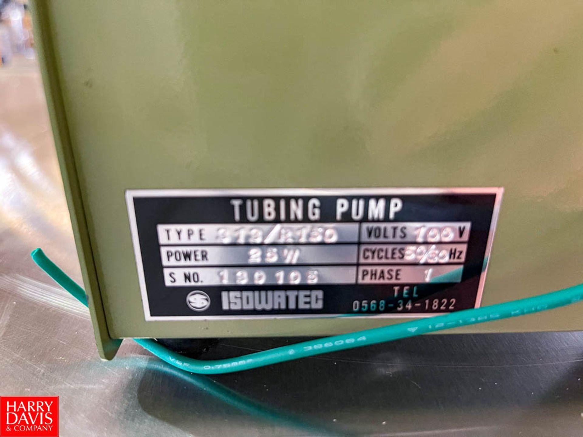 Watson Marlow Peristaltic Tubing Pump Model 313/R150 - Image 2 of 2