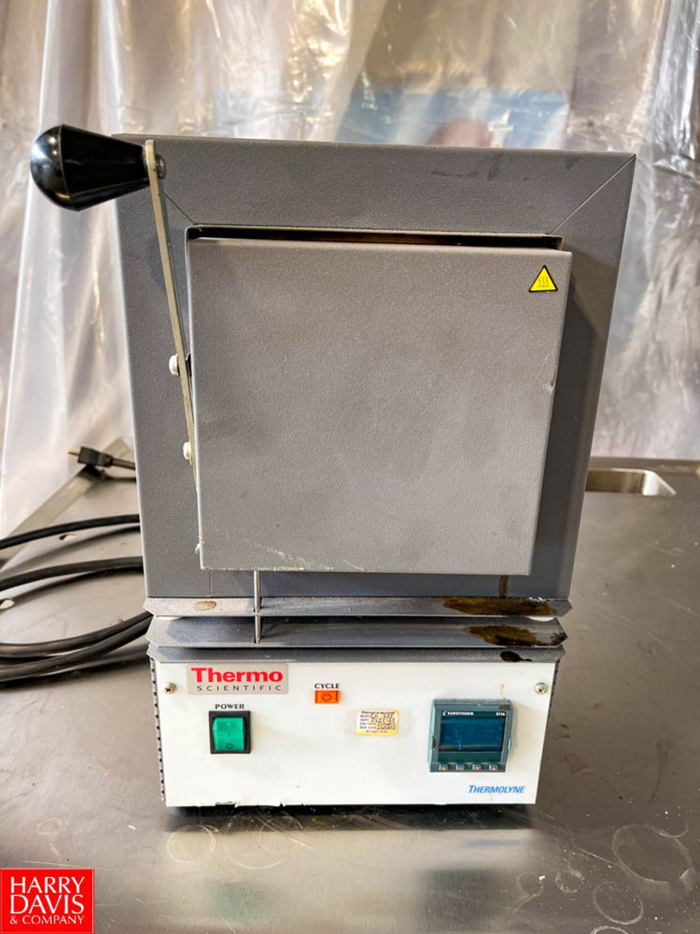 Thermo Scientific Industrial Benchtop Muffle Furnace