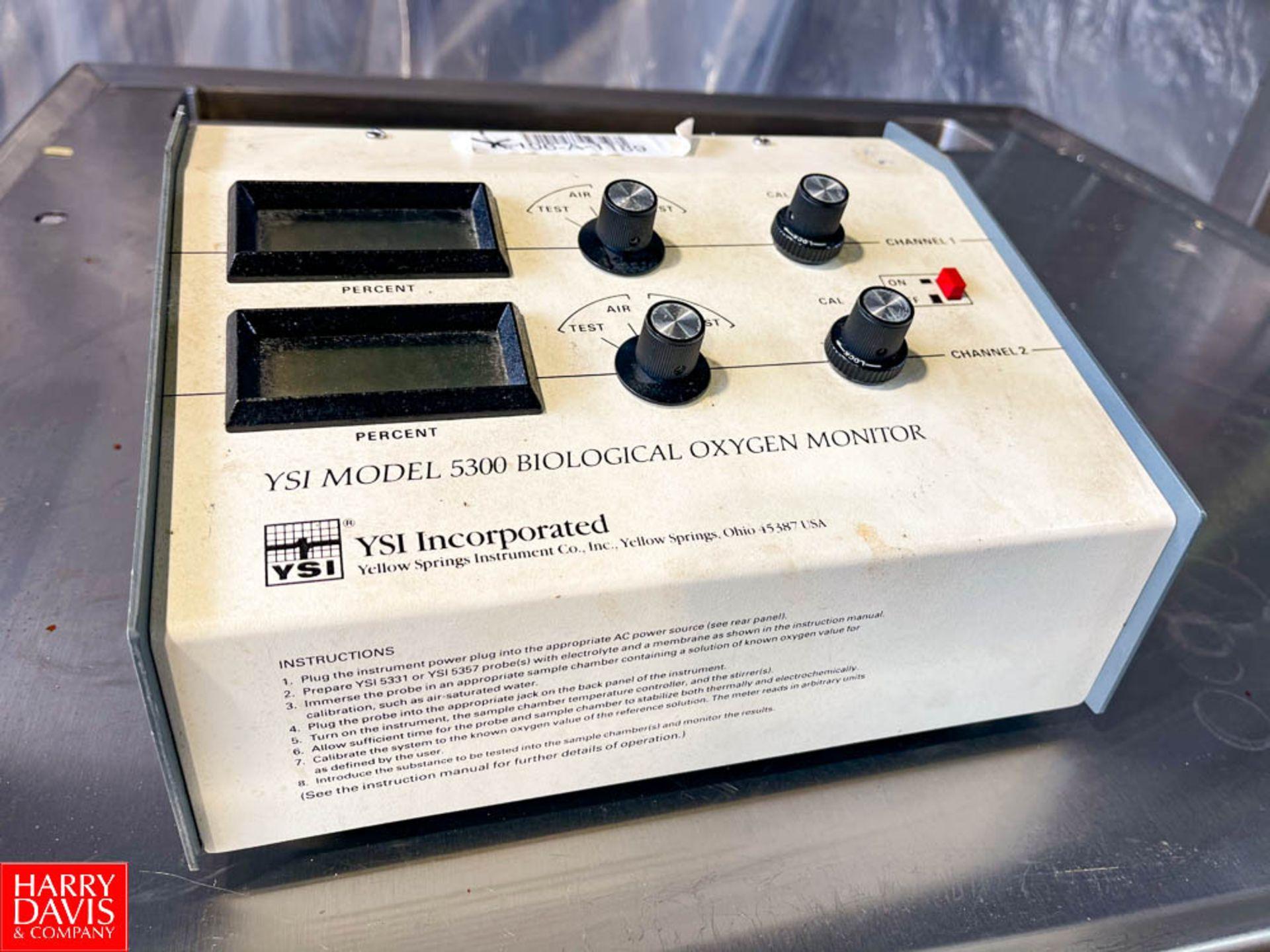 YSI Biological Oxygen Monitor Model 5300