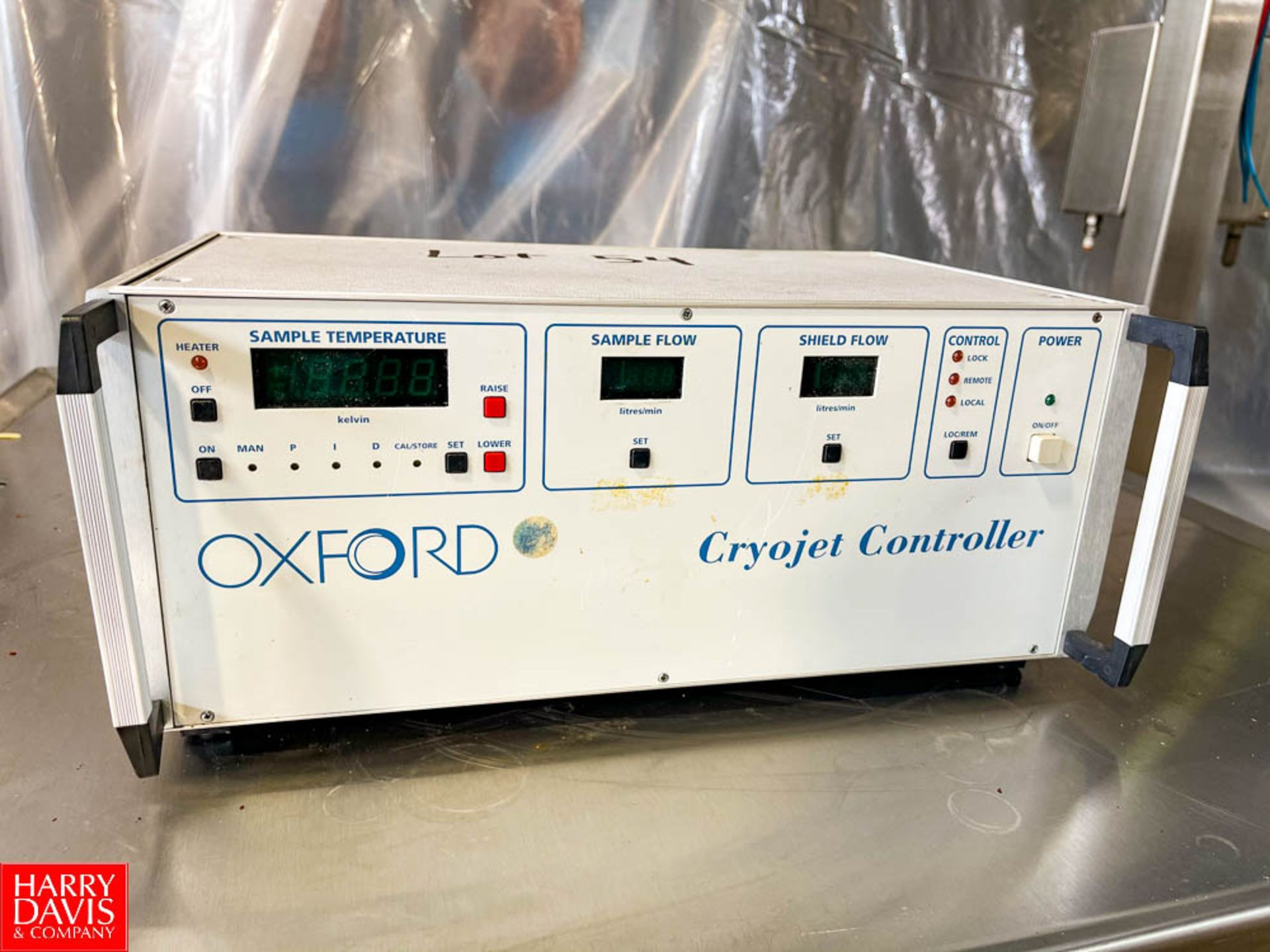 Oxford Instruments Cryojet Controller