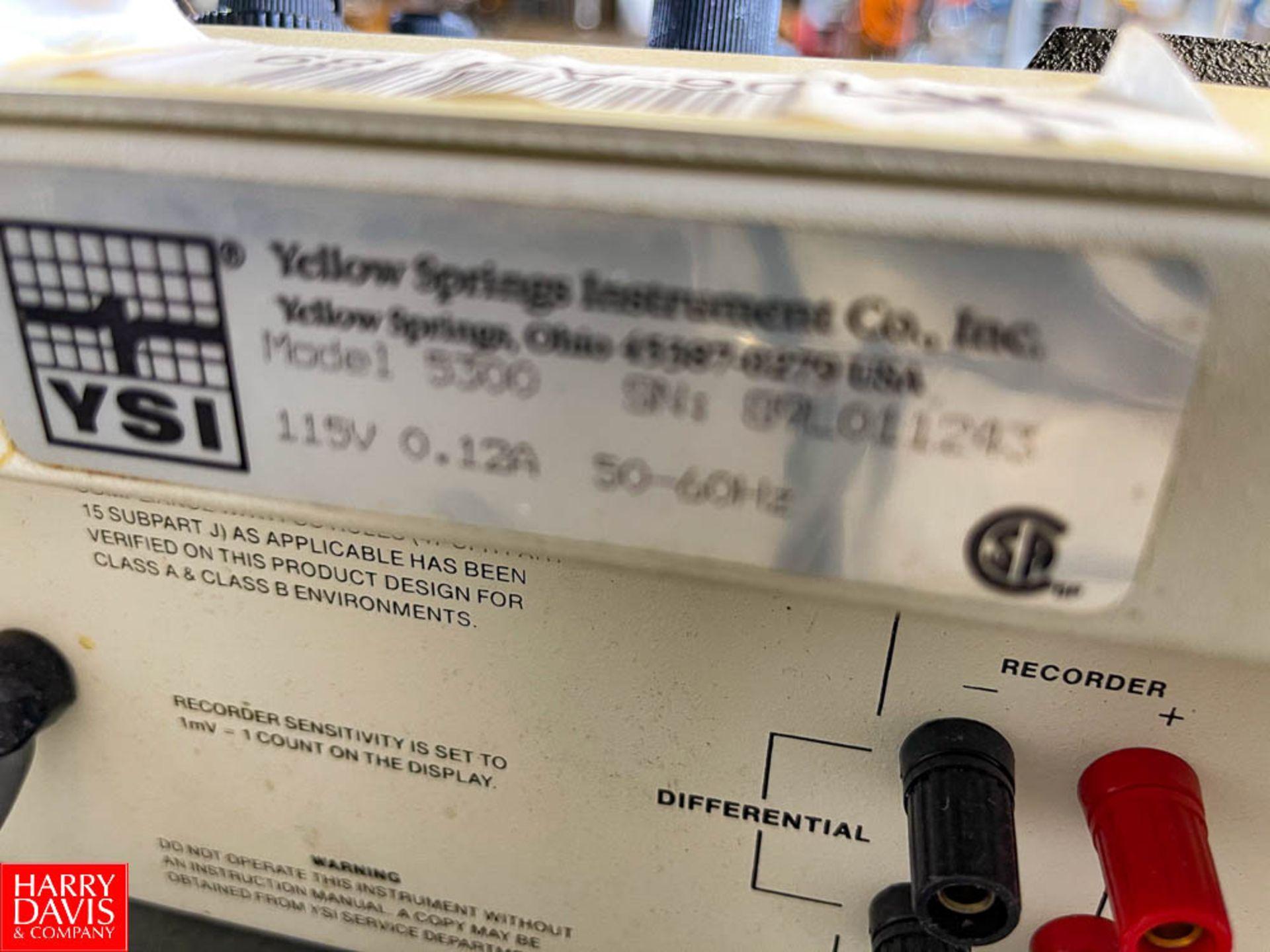 YSI Biological Oxygen Monitor Model 5300 - Image 2 of 2