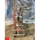 Applikon Pilot Plant Steam In Place Bioreactor Model Bio Pilot 20