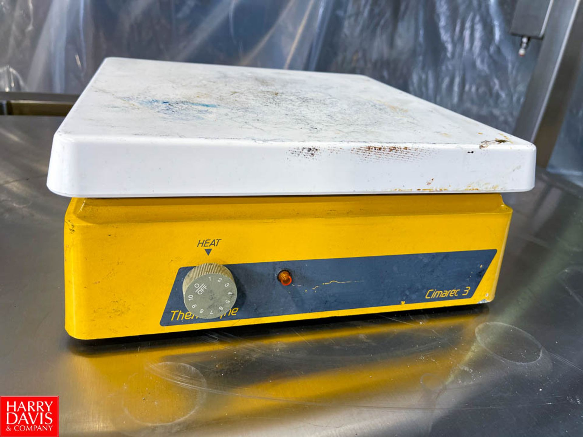 Barnstead Lab-Line Cimarec 3 Magnetic Hot Plate with Strirrer Model HP47135-60