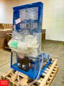 NEW 2020 Morse 800 LB Capacity Electric Drum Lift Model 520-115 : SN 311853. Rigging Fee: $75