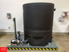 NEW 2020 Advantage 800 Gallon Capacity Pump Tank Station Model TTKC-800-1P : SN 172317, with