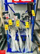 Uline High Viscosity Electric Drum Pump Model H-6501. Rigging Fee: $75