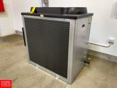 NEW 2020 Advantage 10 Ton Portable Water Chiller Model MGD-10A-RF : SN 172316, with (2) Fans.