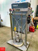 Graco Barrel Pump Model H96G. Rigging Fee: $100