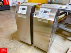 NEW 2020 Advantage Temperature Control Units Model SK-3465G : SNs 172314 and 172315. Rigging Fee: $