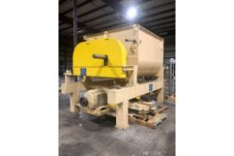 W.A. Schmidt And Sons Mc Carter Chocolate Equipment 30,000 LB CaPAcity Pug Mill, S/N: 9833,