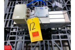 Bibus Valve Actuator Rigging Fee: $10