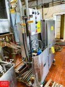 S/S Hydraulic Case Stacker Rigging Fee: $ 250