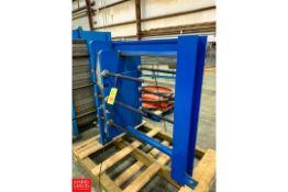 APV Plate Heat Exchanger Model: SR6GH M-10, S/N: G2008000739 Rigging Fee: $200